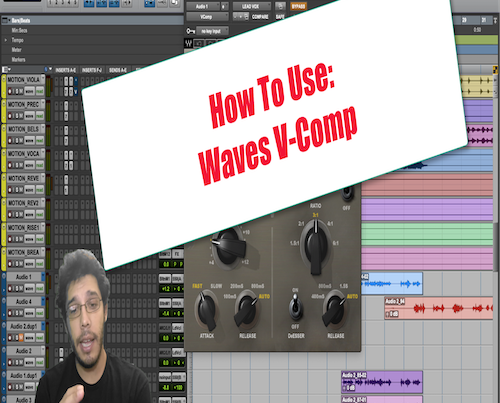 compresser-2254 neve comp-emulation-how to use