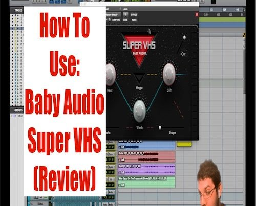 super VHS-baby-audio