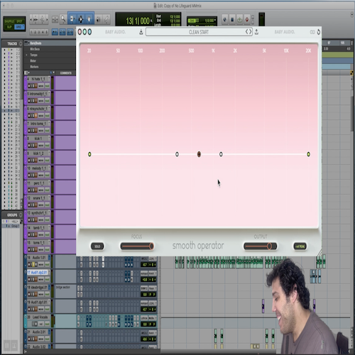 How to Use: Smooth Operator by Baby Audio. @MattMontanez